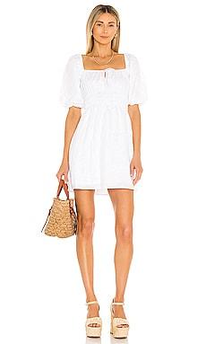 Nikoleta Mini Dress FAITHFULL THE BRAND $209 NEW