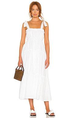 Bellamy Midi Dress FAITHFULL THE BRAND $289