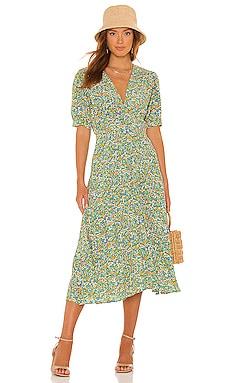 Sonja Midi Dress FAITHFULL THE BRAND $199