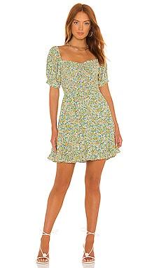Sasha Mini Dress FAITHFULL THE BRAND $179