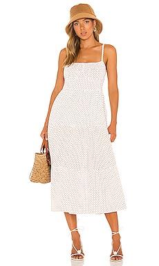 Alexia Midi Dress FAITHFULL THE BRAND $199