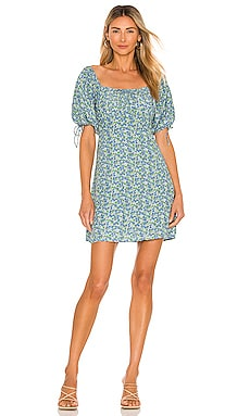 Thea Mini Dress FAITHFULL THE BRAND $179