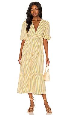 Aberdeen Midi Dress FAITHFULL THE BRAND $339