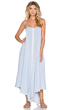 FAITHFULL THE BRAND Moments Maxi Dress in Mumbay Print