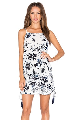 FAITHFULL THE BRAND x REVOLVE August Dress in Meadows Print