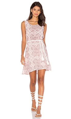 FAITHFULL THE BRAND Luci Dress in Fairfax Print