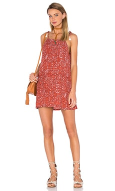 FAITHFULL THE BRAND Waverly Dress in Nomad Print