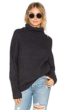 Ace Sweater in Charcoal