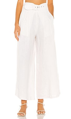 Lena Wide Leg Pants FAITHFULL THE BRAND $219