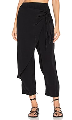 x REVOLVE Lagoon Pants in Black