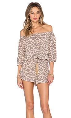 FAITHFULL THE BRAND Rio Playsuit in Jagger Print