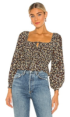 Varena Top FAITHFULL THE BRAND $149 NEW