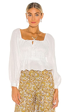 Bellano Top FAITHFULL THE BRAND $169 NOUVEAU