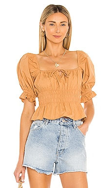 Loviana Top FAITHFULL THE BRAND $139 NEW
