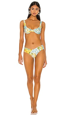 CONJUNTO BIKINI PERNILLE FAITHFULL THE BRAND $169