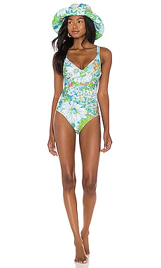 Bettina One Piece FAITHFULL THE BRAND $74