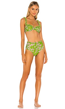 Frida Bikini Set FAITHFULL THE BRAND $126