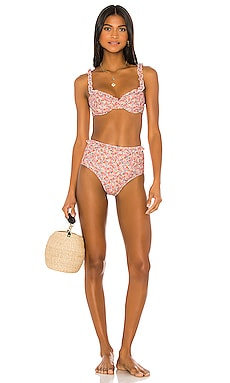 Frida Bikini Set FAITHFULL THE BRAND $179