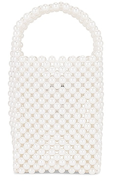 Frederikke Beaded Bag FAITHFULL THE BRAND $84
