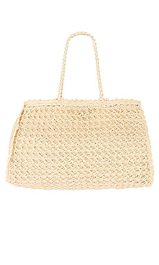 Sullivan Crochet Bag FAITHFULL THE BRAND $149