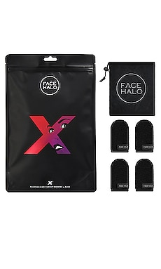 X 4 Pack FACE HALO $28