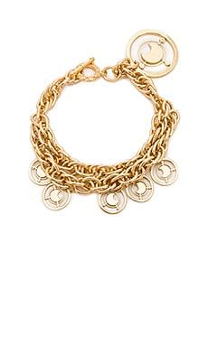Prodigiam Medallion Bracelet