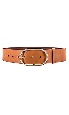 Grand Oval Buckle Belt FRAME $137 Collections