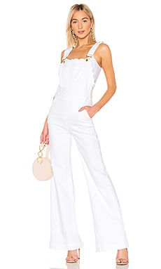 Scallop Edge Overall FRAME $199 Collections