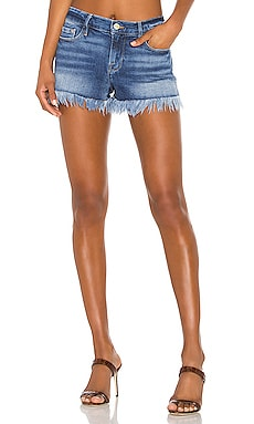 dcb3b3e9ec Le Cut Off Micro Shred Short FRAME $180 ...