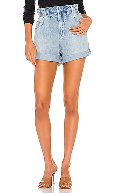 Elastic Waist Short FRAME $198 BEST SELLER