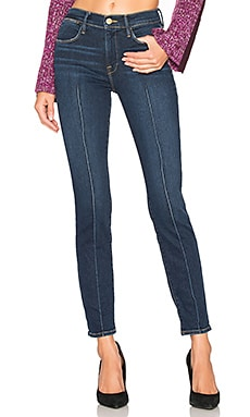 Le High Skinny Pintuck FRAME $225 Collections