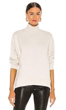Funnel Neck Sweatshirt FRAME $178