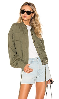 CHAQUETA DOUBLE POCKET FRAME $147