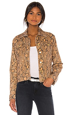 Le Vintage Jacket FRAME $117 Collections