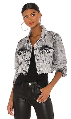 Ultra Crop Jacket FRAME $345 BEST SELLER