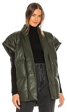 Sleeveless Puffer FRAME $909 Collections
