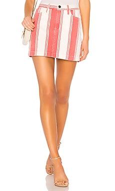 Le Mini Skirt FRAME $91