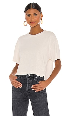 Boxy Slit Tee FRAME $98 BEST SELLER