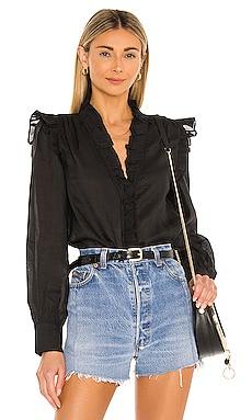 Lauren Long Sleeve Top FRAME $298