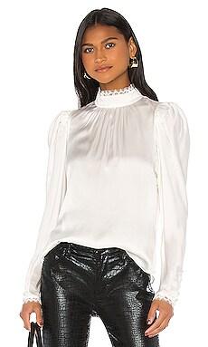 Lace Cuff Top FRAME $325