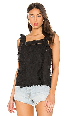 Katie Lace Top FRAME $275 Collections