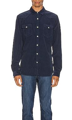 Long Sleeve Western Shirt FRAME $93
