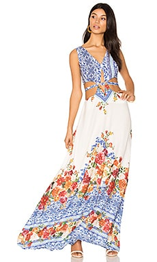 Cut Out Maxi Dress