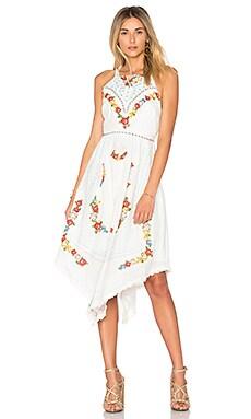 Fleur Cropped Dress