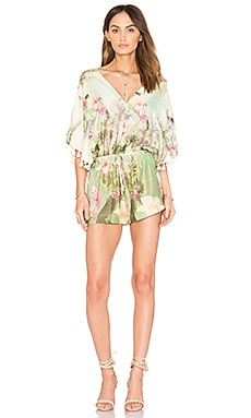Summer Freshness Romper in Summer Freshness