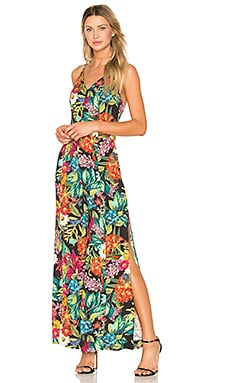 Wide Leg Jumpsuit in Floral Juliana
