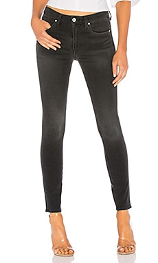 Hanna Mid Rise Skinny Father's Daughter $140