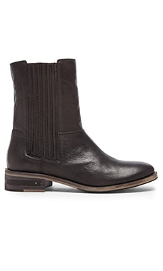 Freda Salvador Hide Boot in Black Calf