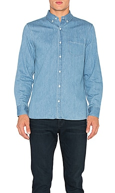 FRAME Denim Classic Shirt in Hargrave