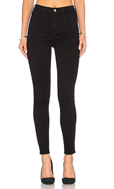 FRAME Denim Ali High Rise Skinny in Radlock